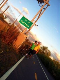#10 Ride Our Bikes from Wheatfield to Buffalo