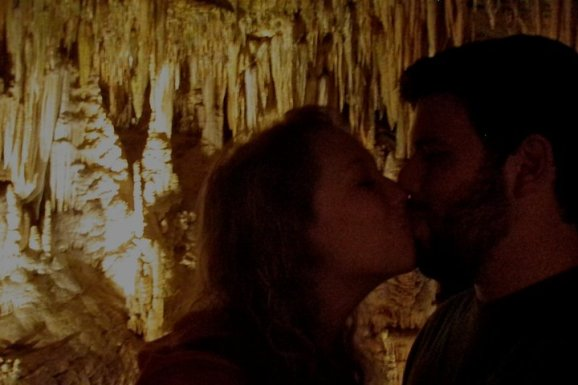 #4 Kiss in a Cave