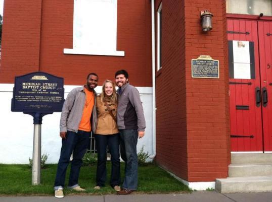 #1 Explore a New Buffalo Neighborhood