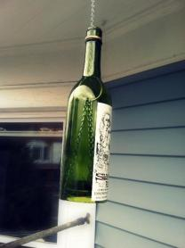 #14 Make a Glass Lantern from a Wine Bottle