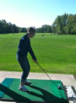 #14 Golf Together