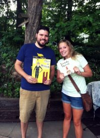 #11 Donate Two Good Books to the Stevens Memorial Library in Attica, NY
