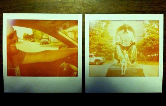 #13 Spend a Day Taking Polaroids