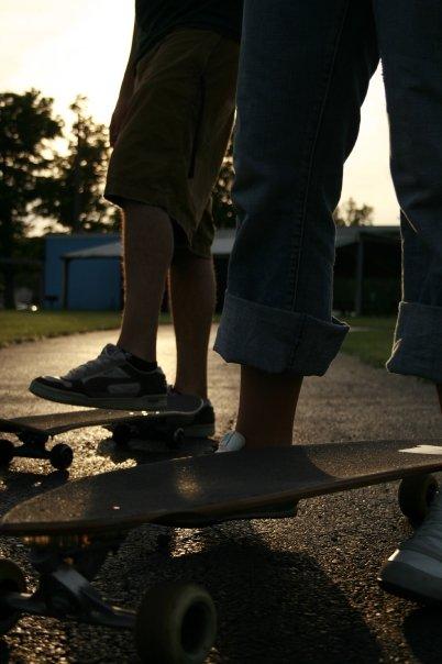 #1 Learn to Skateboard