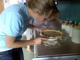 #6 Make a Strawberry Rhubarb Pie