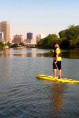 #2 Paddleboard the Buffalo River.