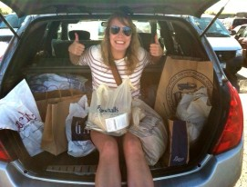 #8 Spend a day buying whatever we want from the outlet mall.