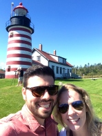 #12 Touch the easternmost point of the continental United States