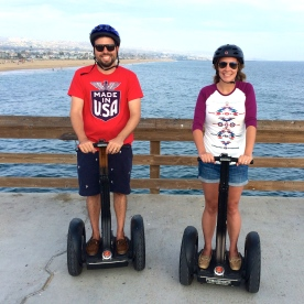 Unaccomplished Goal # 16: Ride a segway