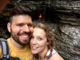 Summer Goal #3: Hike to the eternal flame.