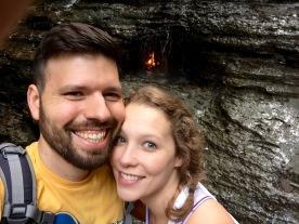 Summer Goal #3: Hike to the eternal flame.