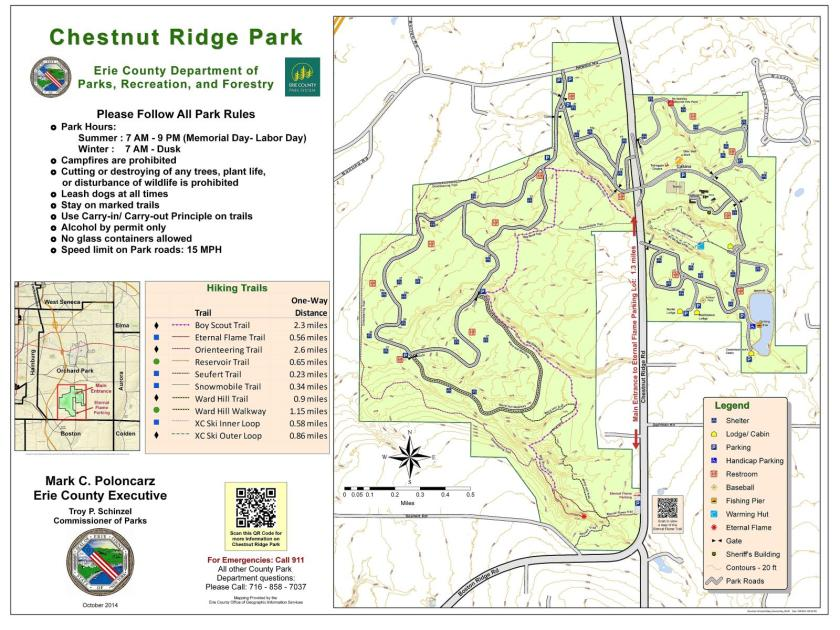 Chestnut Ridge_General Map
